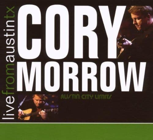 Cory Morrow<br>Live From Austin TX<br>CD